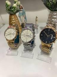 Relógios nibosi original + garantia