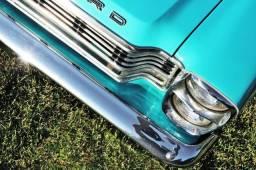 Ford Galaxie Standard Turquesa Aqua 1972: