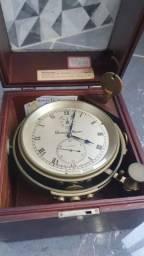 Título do anúncio: Cronometro maritimo thomas mercer funcionando