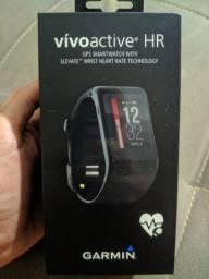 Relógio Garmin Vivoactive HR