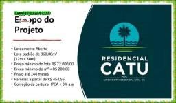 Título do anúncio: Catu Loteamento - Venha investir %@#