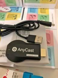 Título do anúncio: Chromecast Anycast Novo
