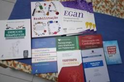 Vendo livros Fisioterapia