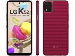Smartphone LG K52 64GB Verde.