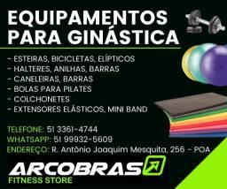 Título do anúncio: Venda e Assistência Técnica de equipamentos para ginástica