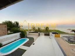 * Otima oportunidade; casa pé na areia em Itamaracá; 2 pavimentos; 300m²