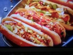 Curso online hot dog gourmet sensacional