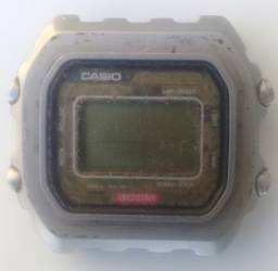 Sucata relógio Casio 300m D W 3000 Mod 548 anos 80s