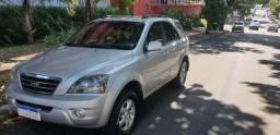 Sorento Turbo Diesel 2.5 - 2008 - 4x4 Top