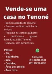 Vendo casa no Tenoné