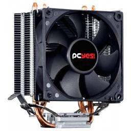 Cooler Para Processador Pcyes Zero KZ1 80mm Intel-AMD - Loja Natan Abreu