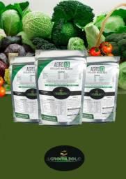 Alta produtividade no seu Plantio 10 tipos de Nutrientes em um único produto