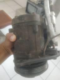 Compressor ar condicionado motor 1.0 VHC
