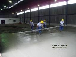 Aplicação De Piso Industrial /concreto polido Galpões e Garagens
