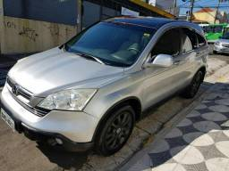 Cr-v ex 2007 a mais top - 2007