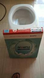 Vaso sanitário com assento