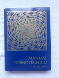 Usado, Manual Termotécnico W. Trevisan com 8 Abacos comprar usado  Itapevi