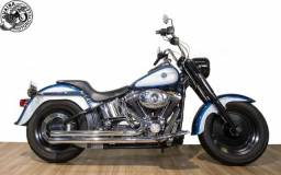 Harley Davidson - Softail Fat Boy Carburada - 2000