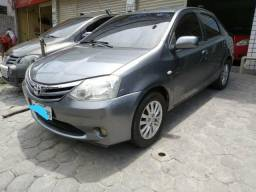 Repasse Etios XLS 1.5 Flex 2013 Sedan Parcelas De $364.00 - 2013