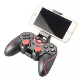 Controle Joystick Bluetooth Altomex Recarregável USB Celular Android
