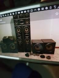 Caixas acusticas