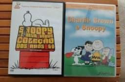 DVDs Snoopy originais