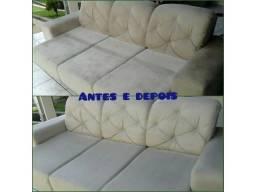 Limpeza de sofá a seco de qualidade e a mais barata de Campinas e região