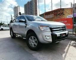 Ranger XLT 2015 completíssima - 2015