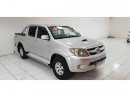 Toyota Hilux CD 4X4 SRV AUTOMÁTICA - 2007