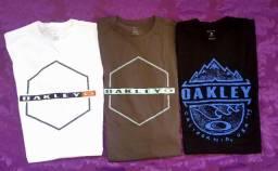 Kit 3 Camisas Oakley
