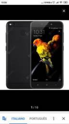 Xiaomi Redmi 4X 3GB RAM 32ROM 4G Smartphone - Black Global Version