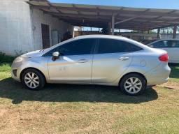 ''New Fiesta Sedan 1.6 Flex 2011-/2011, completo'' - 2011
