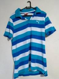 Camisa Polo Puma TAMANHO P