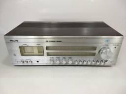 Receiver Philips 787 Am Fm Stereo Hi Fi Retro Vintage Radio