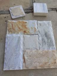 Mosaico de pedras São Tomé