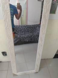 Espelho novo grande original troco por celular