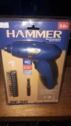 Parafusadeira hammer importada