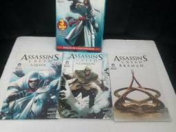 Vendo kit HQs Assassins Creed