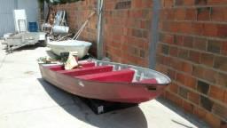 Barco de fibra - 2010