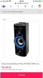 Caixa Acústica Philco PH3000