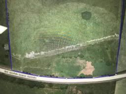 Terreno com 69.000m2 no Ribeirão da Ilha,de frente para o asfalto