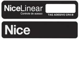 Título do anúncio: Tag Passivo Veicular Cr5A s/ rasgo Linear Hcs