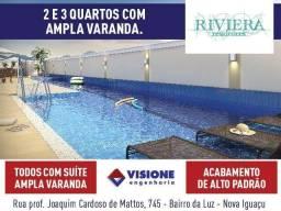 Oportunidade para sair do aluguel: Riviera Residences - 69,30² - Rio de Janeiro, RJ