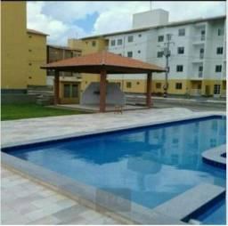 Alugo apartamento  R$550.00 no condomínio parque do sol 2.