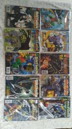Batman Vigilantes de Gotham Abril