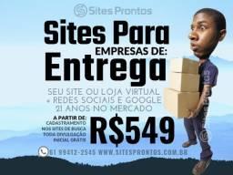 Aplicativo para Delivery/marketing digital/ site / Loja Virtual