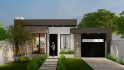 Vendo Casa Terrea Moderna - Financio!!