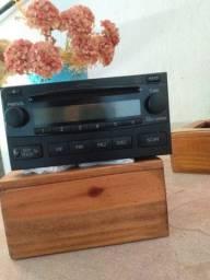 Rádio  CD player