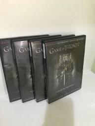BOx de DVD?s Game of Thrones Original nunca usado