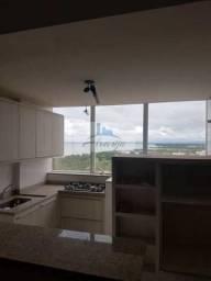 Apartamento para alugar com 1 dormitórios em Graciosa - orla 14, Palmas cod:289